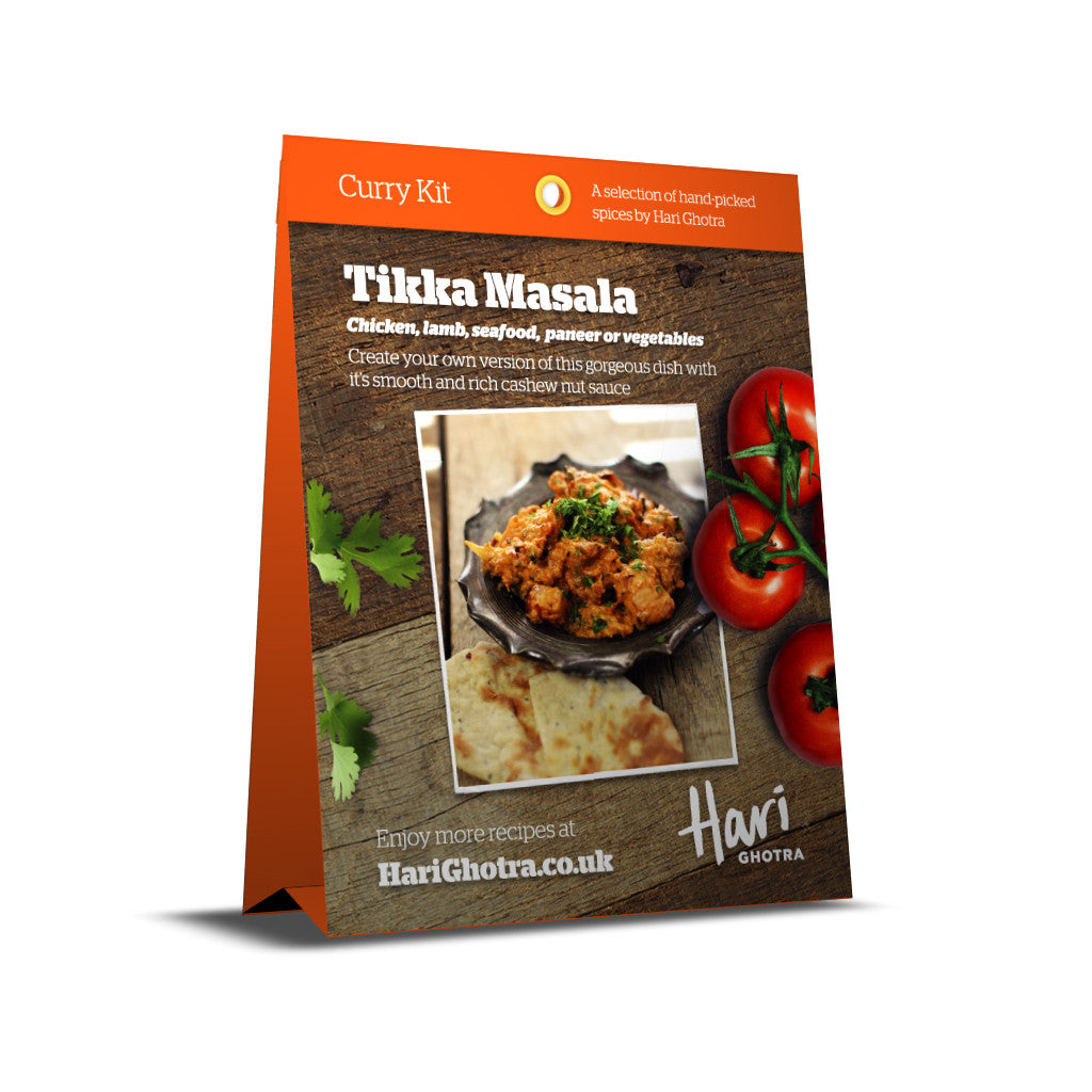 Tikka Masala Curry Kit