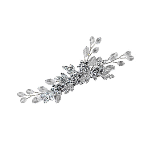 Crystal Whimsy Barrette