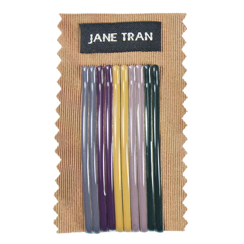 Thin Taffy Bobby Pin Set