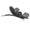 Lace Butterfly Bobby Pin