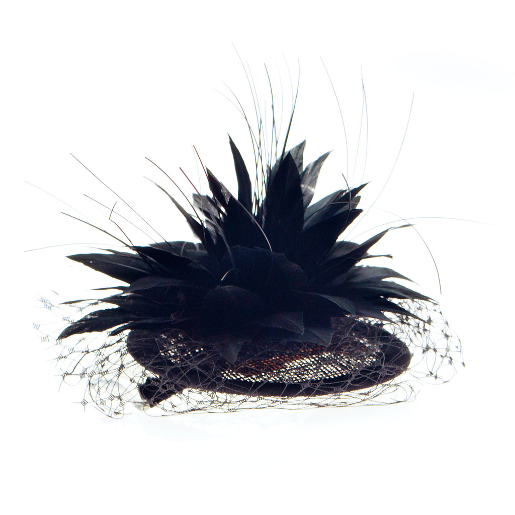 Feather Lotus Comb