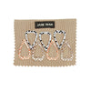 Small Heart Print Clip Set