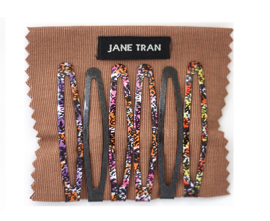 Jane Tran Abstract Assorted Clip Set B
