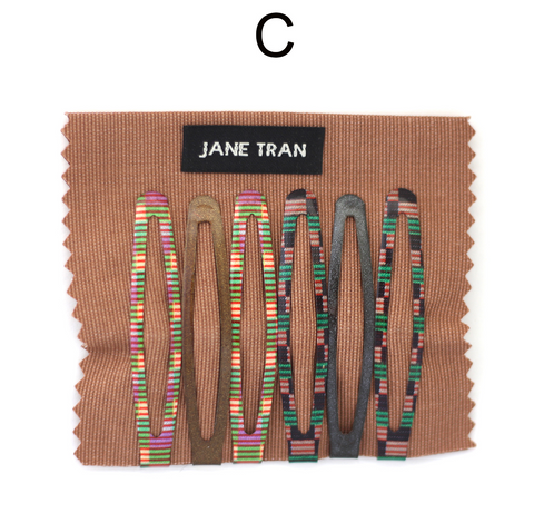 Copy of Copy of Jane Tran Assorted Clip Set C