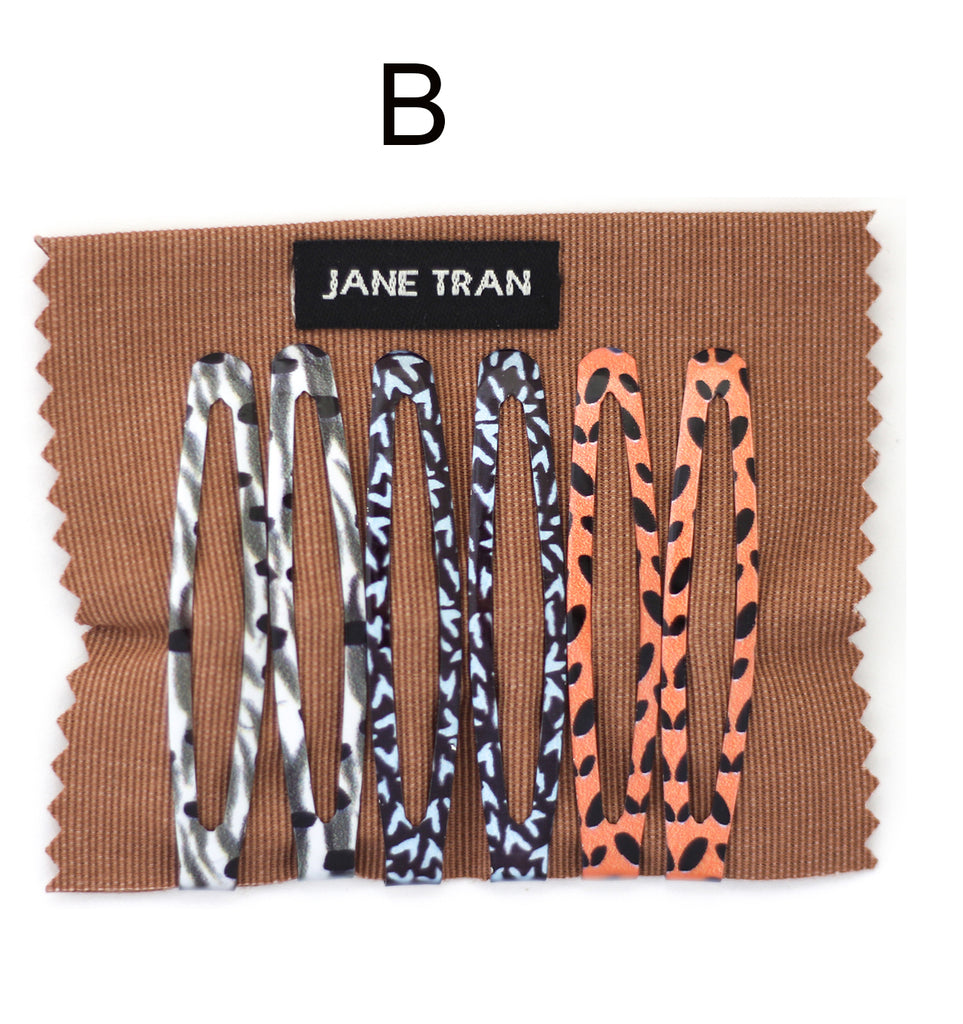 Copy of Jane Tran Assorted Clip Set B