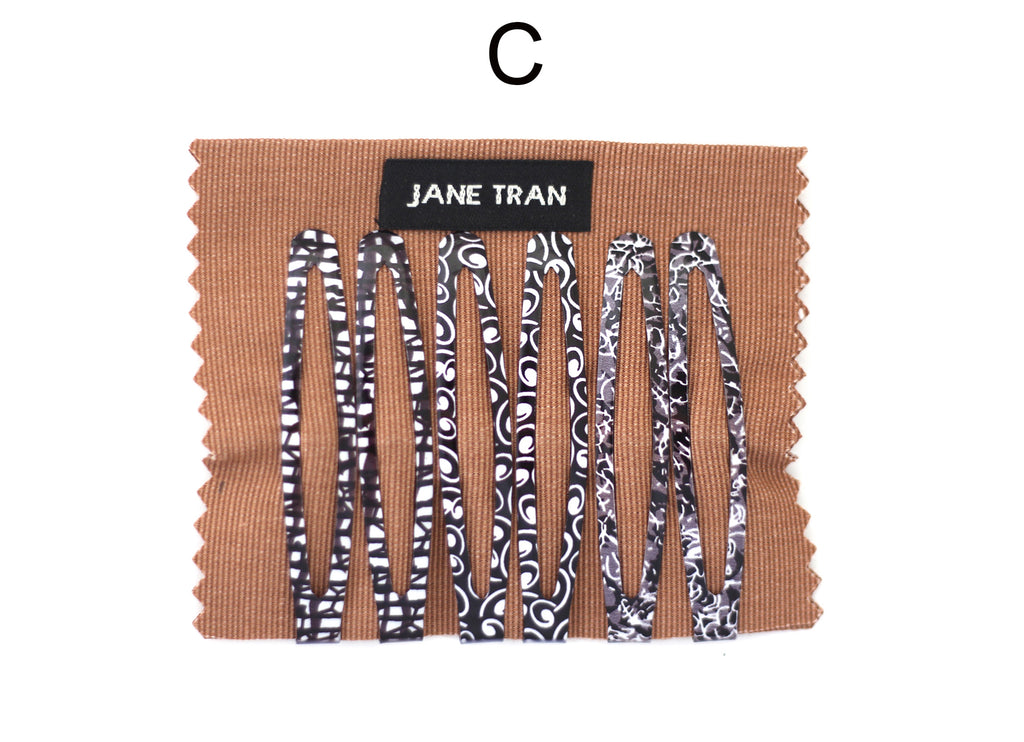 Jane Tran Assorted Clip Set C