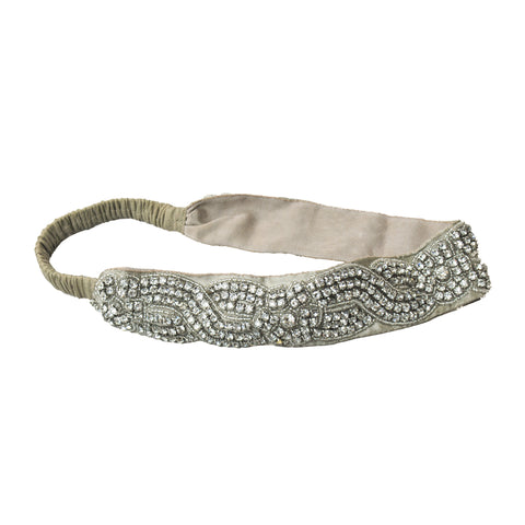Braided Sparkle Headband