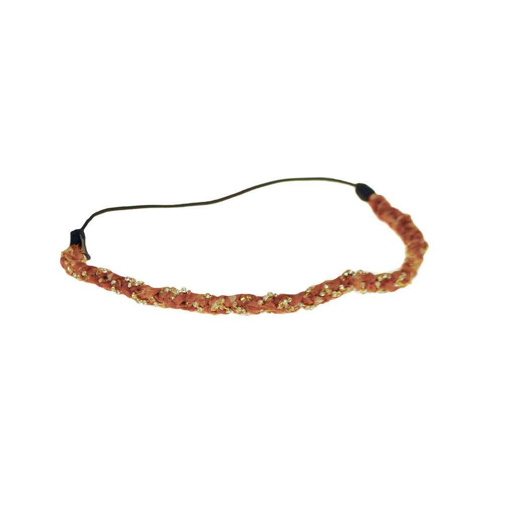 Interweaved Sparkle Headband