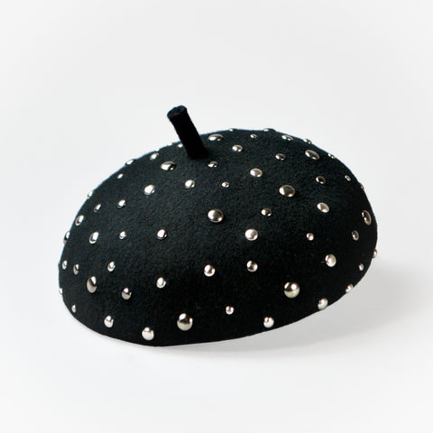Madeline Pillbox Beret