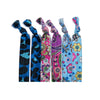 Assorted Prints Knotted Hair Ties