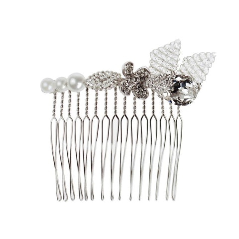 Honeycomb Crystal and Pearl Comb