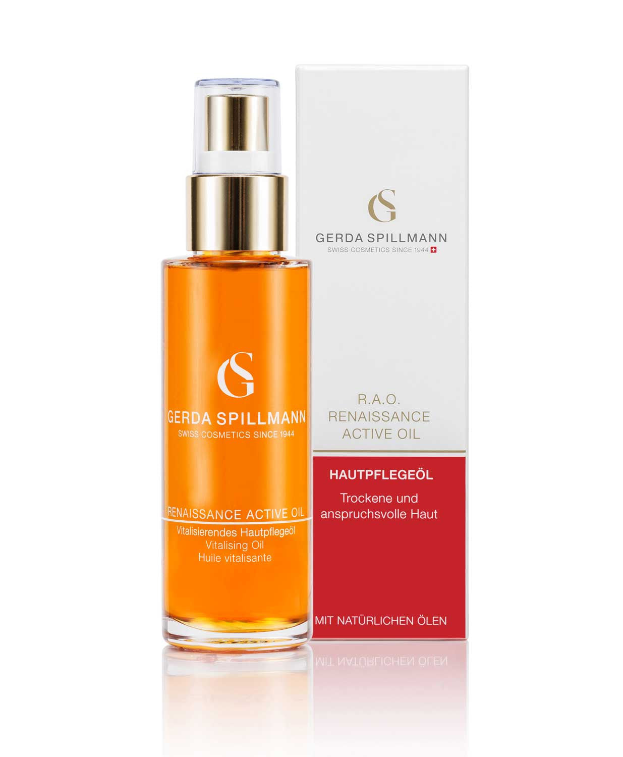 RENAISSANCE ACTIVE OIL 50ML