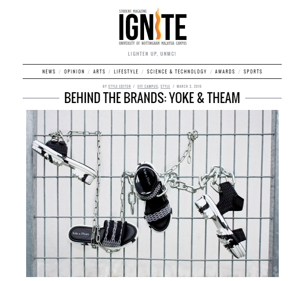 UNMC Ignite March 2016 | Press