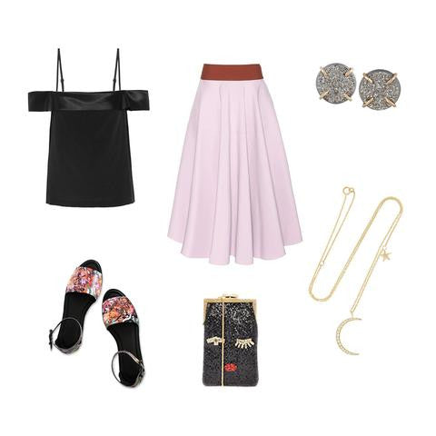Style Inspiration: How to Wear Zinnia Sandal