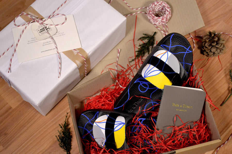Yoke & Theam X Shan Shan Lim Xmas Limited Edition Gift Box Set