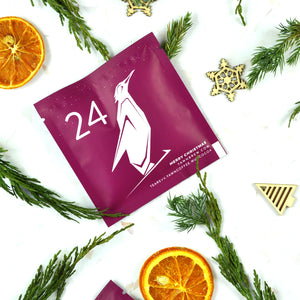 2018 Tea Advent Calendar Tea 24 Tea Revv Loose Leaf Christmas Blends