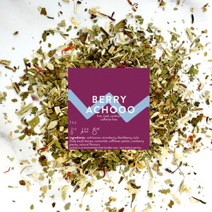Tea Revv #52 Cool Cucumber Loose Leaf Green Tea