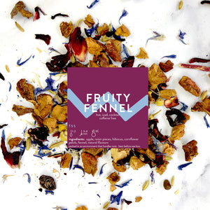 #55 Fruity Fennel