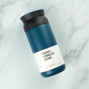 Kinto Travel Thermo Tumbler Turquoise 350ml