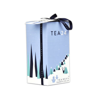 Tea 24: Advent Calendar & Tea Selection Gift