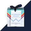 Tea Revv Afternoon Delight Tea Selection. Taster Gift box. Loose Leaf Blends Fit For Any Afternoon Tea Party.