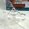 Bredemeijer Verona Glass Teapot With Filter