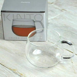 Kinto UNITEA Glass Tea Cup