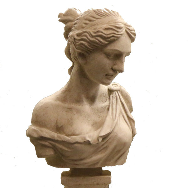 Ophelia bust - adorned-interiors