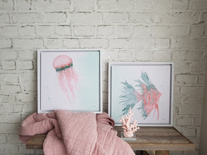 Coral Fish Decor Collection - adorned-interiors