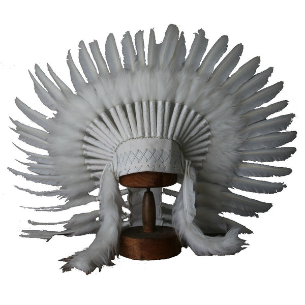 American Indian headdress - adorned-interiors