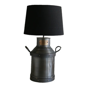 Milk Churn Lamp - adorned-interiors