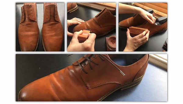 Emergency Shoe Repair For A Friend In Need