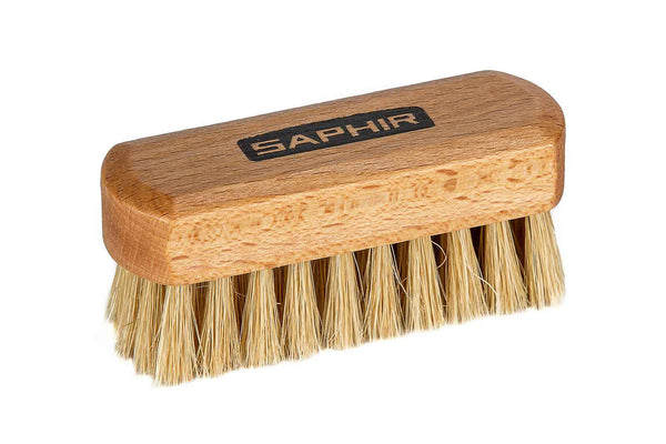Polishing Brush - Small - Saphir Beauté Du Cuir - Bootblack