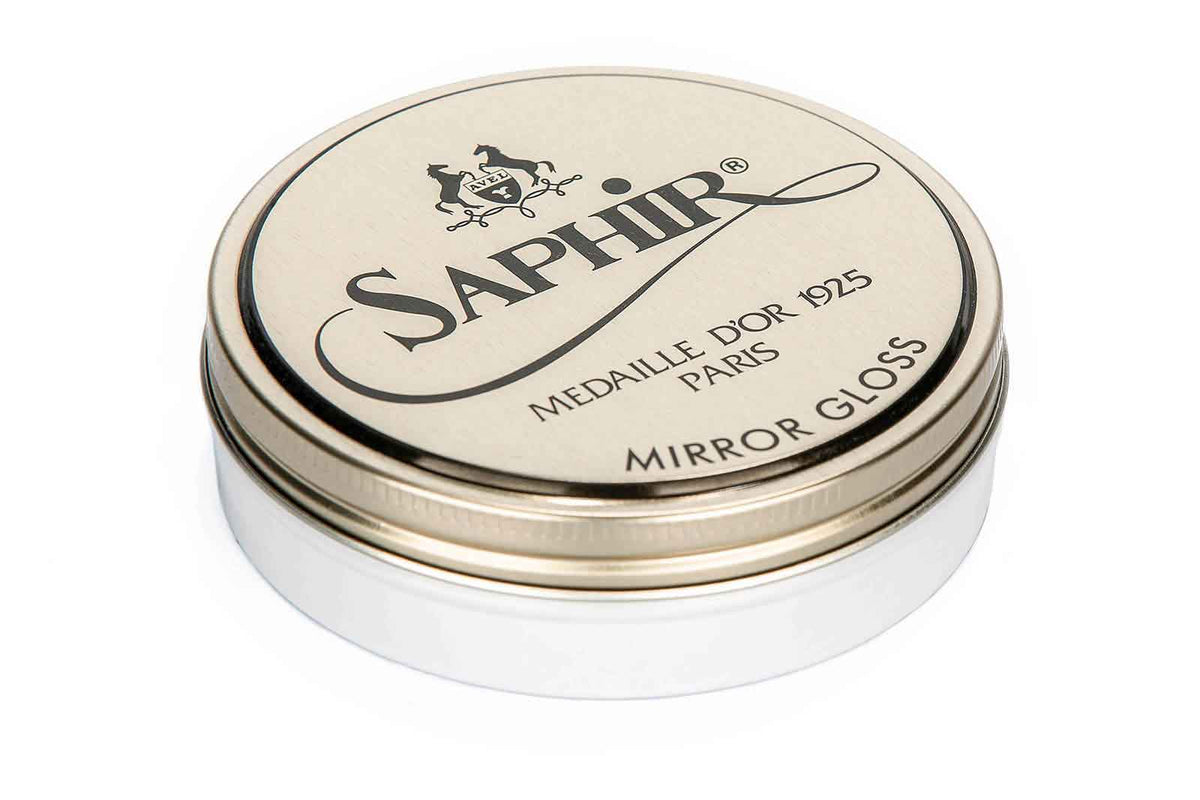 Mirror Gloss Polish 75ml - Saphir Médaille d'Or 1925 - Bootblack
