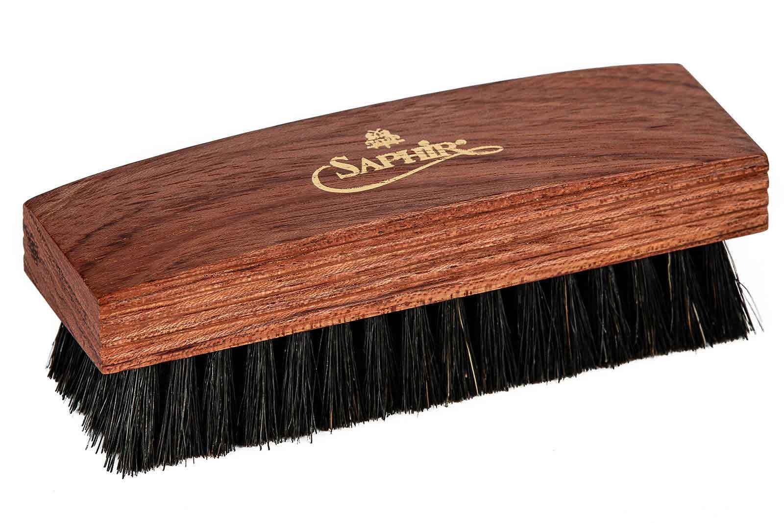 Polishing Brush - Saphir Médaille d'Or 1925 - Bootblack