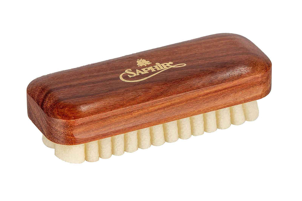 Suede & Nubuck Crepe Brush - Saphir Médaille d'Or 1925 - Bootblack
