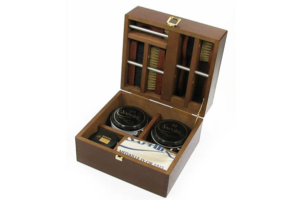 Le Bottier Presentation Box - Saphir Médaille d'Or 1925 - Bootblack