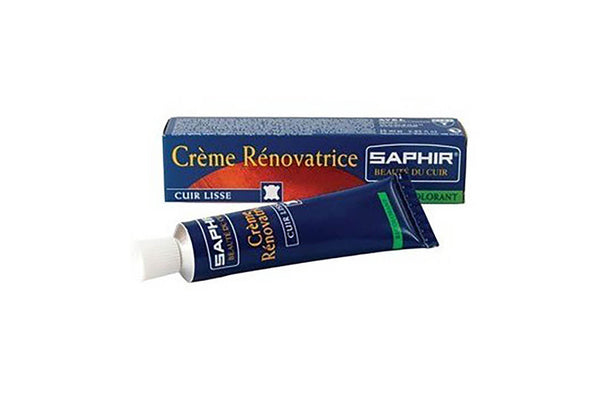 Edge Dressing & Renovating Cream 25ml - Saphir Beauté Du Cuir - Bootblack