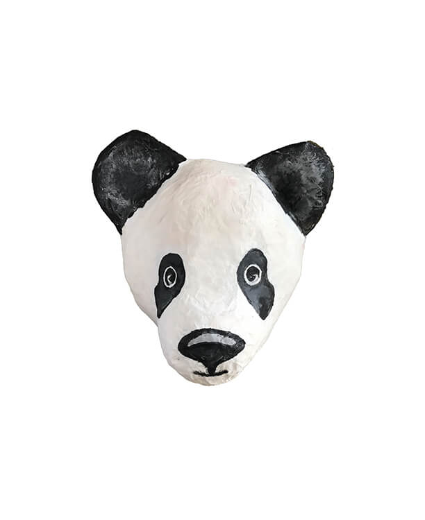 Babette's Wereld Animal Heads -  Panda