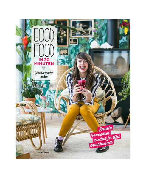 Laurianne Ruhé - Good Food in 20 Minutes Book Cover