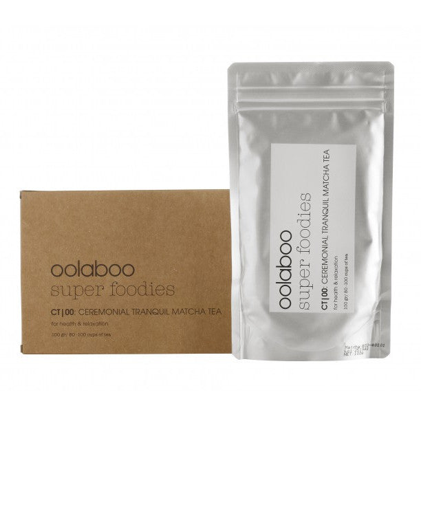 Oolaboo - Ceremonial Tranquil Matche Tea Powder Product Image