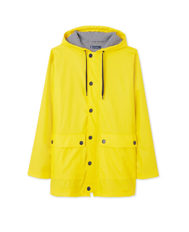 Petit Bateau -  Men's Water-Repellent Raincoat