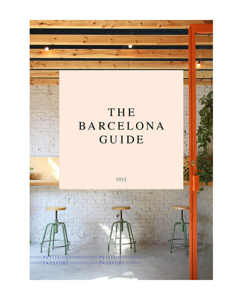 Petite Passport - The Barcelona Guide (printed)