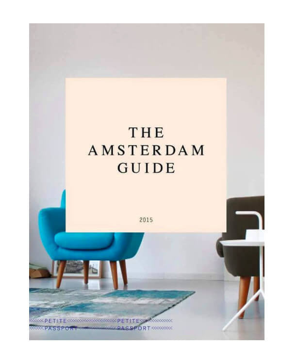 Petite Passport - The Amsterdam Guide (printed)