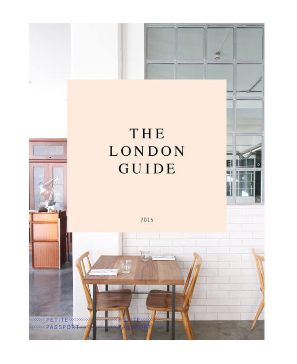 Petite Passport - The London Guide (online)