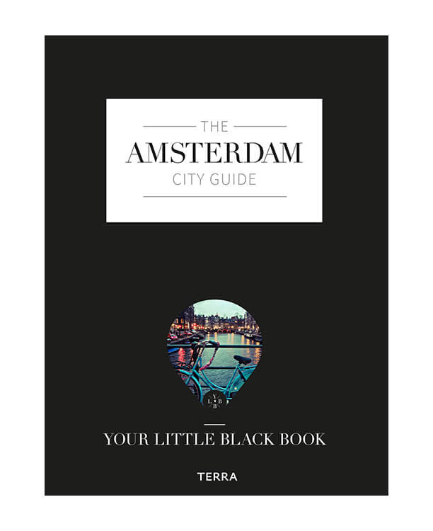 Your Little Black Book - The Amsterdam City Guide - Product Image