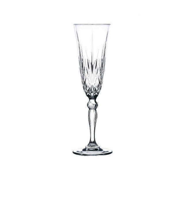 Things for Drinks - RCR Melodia Champagne Glass Product Image