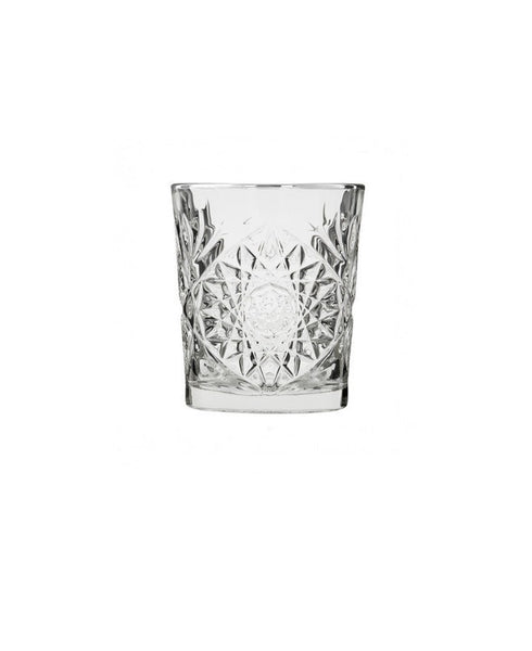 Things for Drinks - Libbey Hobstar Glass Silver