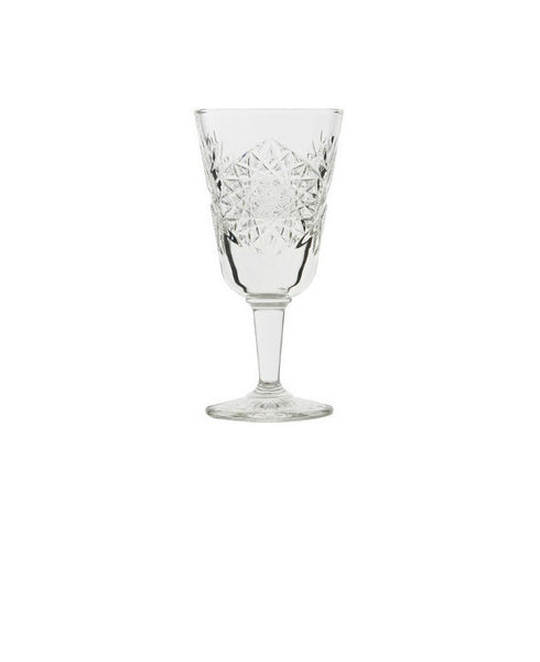 Things for Drinks - Libbey Hobstar Wineglass