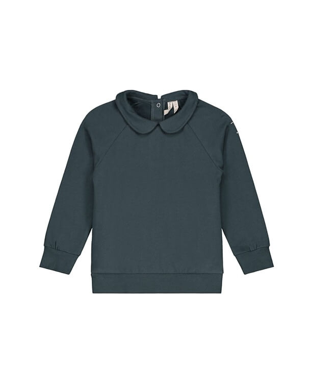 Gray Label - Collar Sweater Blue